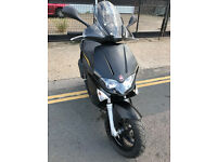 2014 Gilera Runner ST 125 in Black great condition