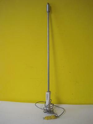 Omega Thermocouple Thermometer Probe Ch A1 26 Used 30 Day Guarantee