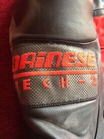 Dianese Tech Two Bike Leathers