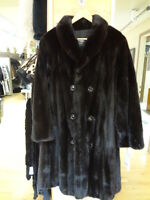 MEN'S RANCH MINK PARDESSUS