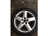 AUDI A3/A4/A5/A6 Alloy wheels and Protective covers