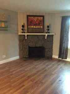 RENOVATED condo for rent November 1st