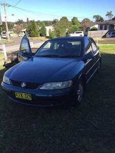 2001 Holden Vectra Sedan Windale Lake Macquarie Area Preview
