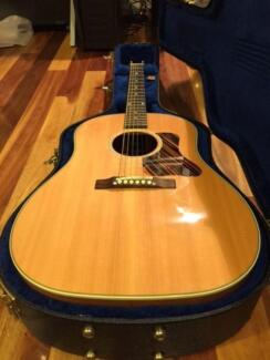 Gibson J-35 Acoustic (2014) AS NEW Sunnybank Hills Brisbane South West Preview