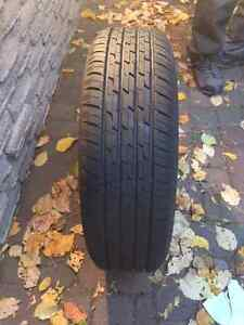 Winter tires 175/65R15 (rims included)