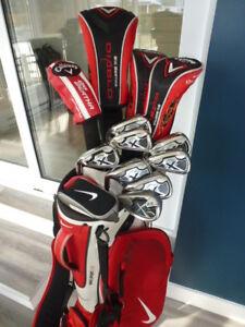 Superbe ensemble de golf Callaway Diablo Edge, X22 et Taylormade
