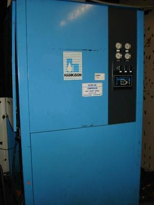 Hankison Water Cooled 1600 Cfm R-22 Refrigerated Compressed Air Dryer Pr-1600