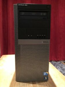 Ordinateur Dell OptiPlex 980 Core i5 CPU 650 @ 3.20GHz
