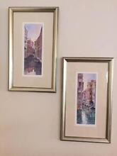 HIGHLY PRIZED LOCAL WATERCOLOUR ARTIST two paintings for $200 Corinda Brisbane South West Preview