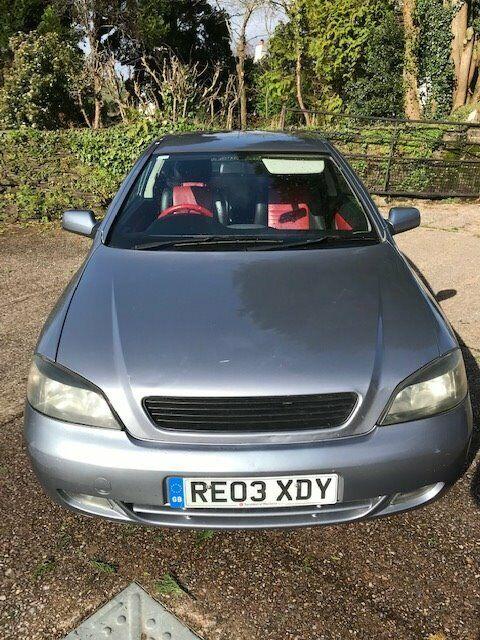 Vauxhall Astra Bertone Coupe 1.8, 2003 | in Totnes, Devon ...