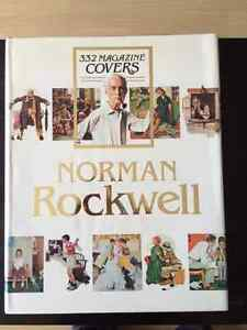 Norman Rockwell Books- Five