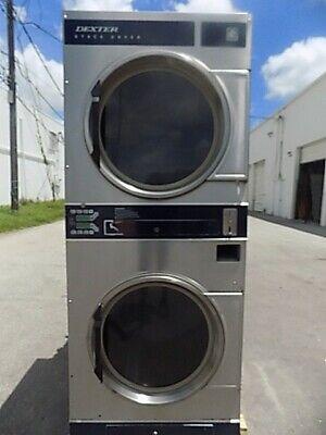 Dexter Stack Dryer 30lbx2 Capacity Dl2x30qss
