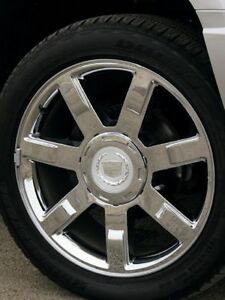 "Cadillac Escalade 22"" Factory 5 Spoke Rim"