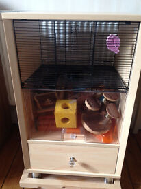 Hamster / Small Rodent Cage - Fantastic