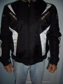 RST TrackTec Motorcycle jacket