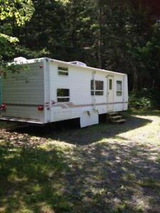 Roulotte Traveler 1997 27 pieds