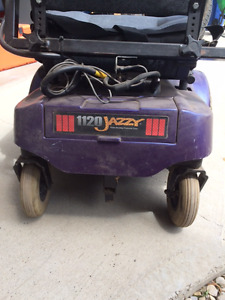 Jazzy Electric Wheelchair
