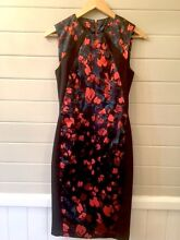 Stunning Cue Dress - Size 8 - Imported European Fabric New Lambton Newcastle Area Preview
