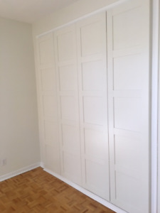 Verdun, new fresh start in your space, 1 closed bedroom