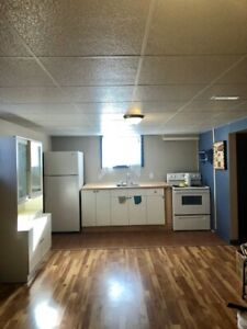 LOWER UNIT AVAILABLE APRIL 1 - WETASKIWIN