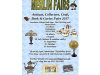 Antique, Collectors, Craft, Books & Curios Fair