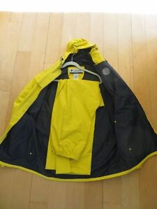 Mens Columbia Rain Suit - One Size M and One Size Large Belleville Belleville Area image 3