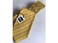 Silk Tie by BIJOUX TERNER New with tag