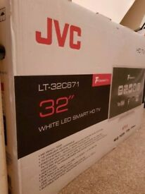 NEW JVC SMART TV BUILT IN WIFI