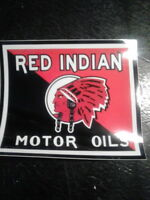 Gas & Oil company vinyl decals