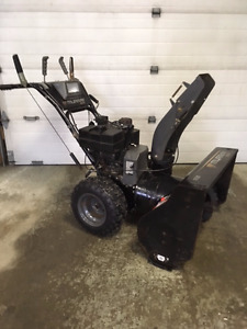 SNOW BLOWER FOR SALE $375.00