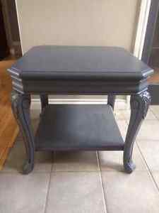 Solid Oak Accent / Coffee Table