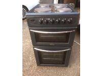 £95.99 belling grey electrioc cooker+50cm+3 months warranty for £95.99