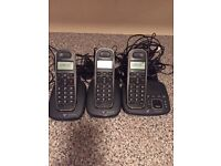 BT Concero 1400 trio phones