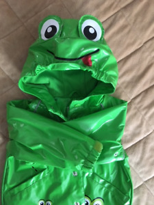 Toddler Boys Froggie Spring Jacket ( 18 - 24 M)