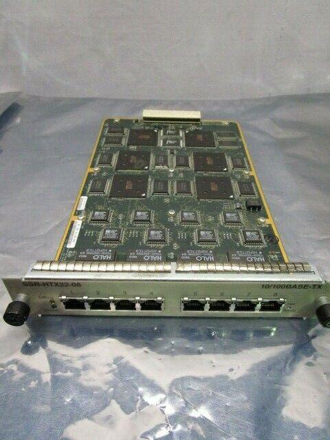 Cabletron 300-029-01 SSR-HTX22-08 10/100BASE-TX Router Module, 101091