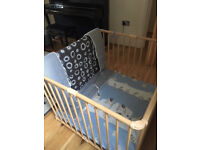 Geuther playpen - nearly new