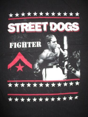 """STREET DOGS """"Never Privy to Pop Disco Junk"""" Concert (XL) Shirt DROPKICK MURPHYS"""