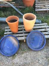 SMALL TERRACOTTA POTS & SAUCES Darra Brisbane South West Preview