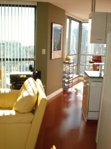 Furnished, All Utilities, Down Town, High Floor, Wow SW Views!