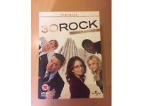 30 Rock complete seasons 1-4 box set 12 disc's in total