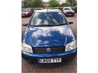 Fiat punto 2005 perfect working condition