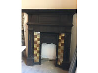Fireplace - Victorian