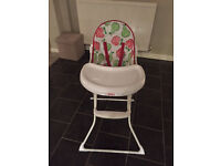 Red Kite Feed Me Apples and Pears Highchair