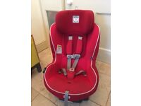 Peg Perego Primo Viaggio Convertible car seat with base and travelling case