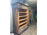 Display Cabinet 2X