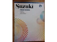 Suzuki Book 1 Violin + CD