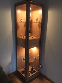 Display cabinet (used)