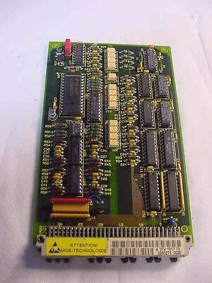 Man Roland 300 700 900 Printing Press Circuit Board - A 37v 1517 70