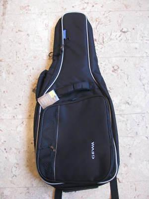 GEWA Gitarrentasche, 1/2 Größe, Economy 12, Klassikgitarre, schwarz