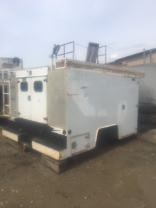 REDUCED PRICE: Used Brutus Service Truck Body